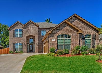 Arlington Single Family Home For Sale: 4004 Gentle Breeze Court