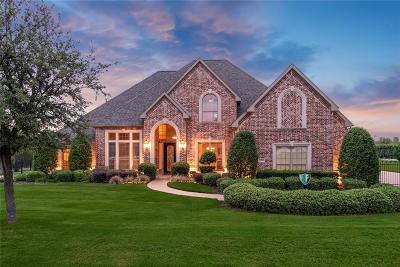 Southlake TX Single Family Home For Sale: $949,500