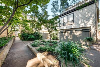 Dallas Condo Active Option Contract: 3936 Travis Street #102