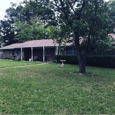 Grand Saline Single Family Home Active Option Contract: 1013 Caprice Street