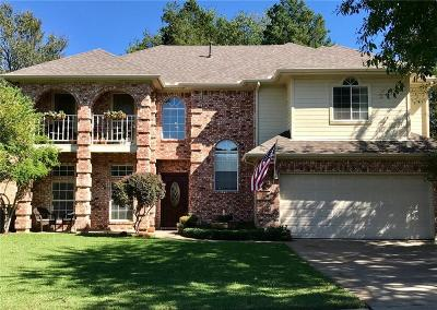 Grapevine Single Family Home For Sale: 2408 Blair Court