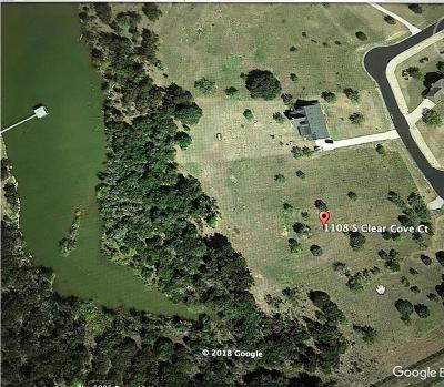Palo Pinto County Residential Lots & Land For Sale: 1108 S Clear Cove Court