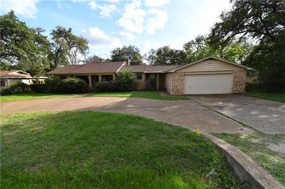 Single Family Home For Sale: 7905 Ella Young Drive