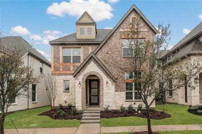 McKinney Single Family Home For Sale: 7012 Royal View Drive