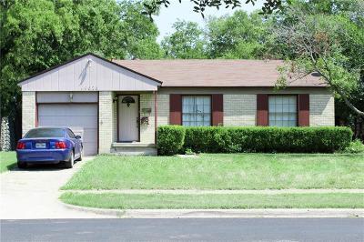 Dallas Single Family Home For Sale: 10628 Sylvia Drive