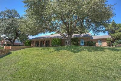 Benbrook Single Family Home Active Option Contract: 12 Lombardy Terrace