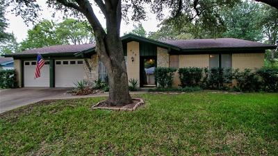 Hurst Single Family Home Active Option Contract: 408 Glenn Drive