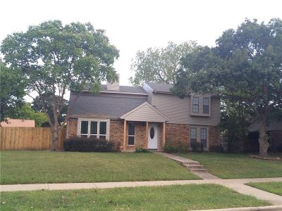 Coppell Residential Lease For Lease: 955 Redcedar Way Drive