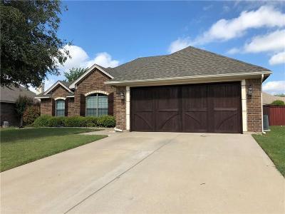 Benbrook Single Family Home Active Option Contract: 8320 Arroyo Lane