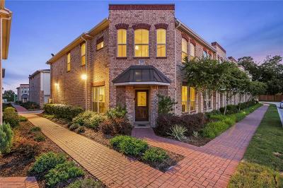 Lewisville Townhouse For Sale: 205 Belleville Drive