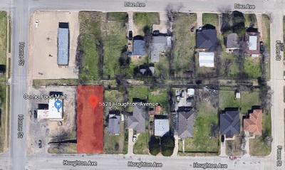 Fort Worth Residential Lots & Land For Sale: 5628 Houghton Avenue