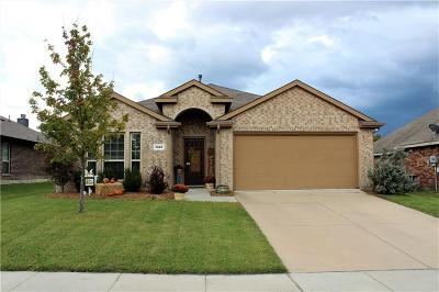 Van Alstyne Single Family Home Active Option Contract: 1523 Hanover Lane