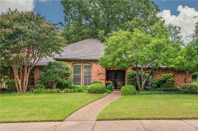 Dallas Single Family Home For Sale: 5701 Buffridge Trail