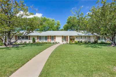 Single Family Home For Sale: 7109 Baxtershire Drive