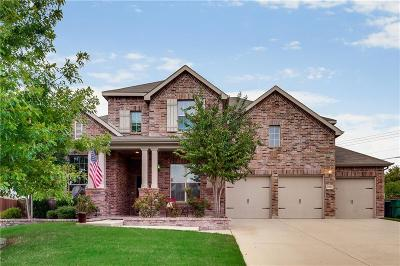 McKinney Single Family Home For Sale: 5012 Old Oak Drive