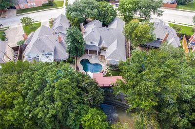 Coppell Single Family Home For Sale: 170 E Bethel Road