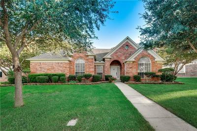 Lewisville Single Family Home For Sale: 1414 Summertime Trail