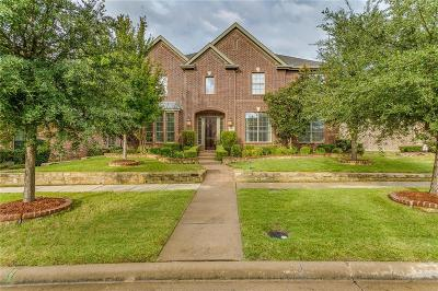 Frisco Single Family Home For Sale: 8723 Sherwood Drive