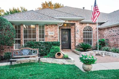 Flower Mound Single Family Home For Sale: 5228 Timber Park Drive