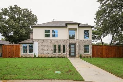 Lewisville Single Family Home For Sale: 729 Red Wing Drive