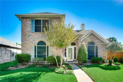 Garland Single Family Home For Sale: 3005 Alyssum Court