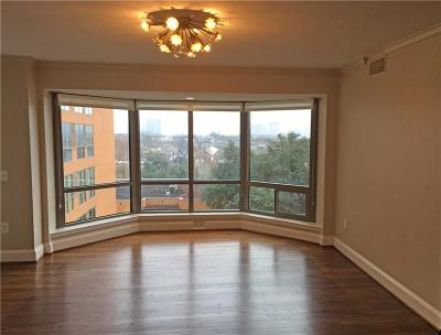Highland Park Residential Lease For Lease: 4242 Lomo Alto Drive #N70