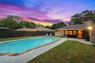 Garland Single Family Home For Sale: 3917 Dixie Drive