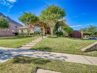 Lewisville Single Family Home For Sale: 2328 Maidens Castle Drive