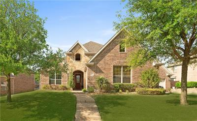 Prosper Single Family Home For Sale: 1141 Amistad Drive