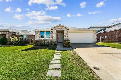 Denton Single Family Home For Sale: 3504 Lipizzan Drive