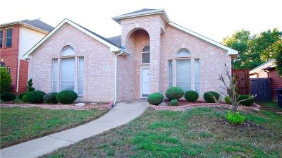 Fort Worth Single Family Home For Sale: 4715 Park Bend Drive