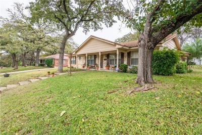 Azle Single Family Home For Sale: 120 Timberlake Drive