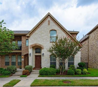 Carrollton Townhouse For Sale: 4245 Comanche Drive