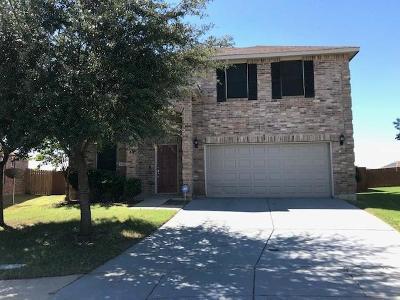 Crowley Single Family Home For Sale: 648 Brookbank Drive