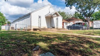 Dallas County Single Family Home For Sale: 4719 Cowan Avenue