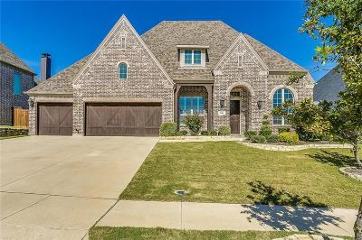 Single Family Home For Sale: 916 Fairway Ranch Parkway