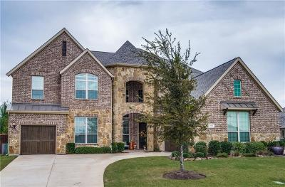 Prosper Single Family Home For Sale: 2211 Arbol Way