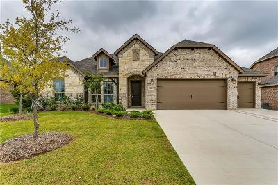 Midlothian Single Family Home For Sale: 618 Lonesome Dove Drive