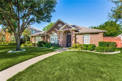 Flower Mound Single Family Home Active Option Contract: 412 Lancashire Drive