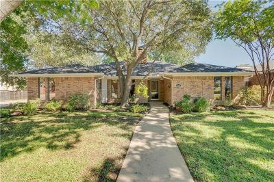 Irving Single Family Home Active Option Contract: 4020 Flintridge Drive