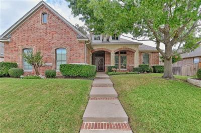 Arlington Single Family Home For Sale: 3925 Bridle Oaks Drive