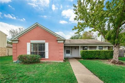 Single Family Home Active Option Contract: 610 Melissa Lane