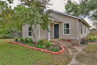 Mansfield Single Family Home For Sale: 2660 Callender Road