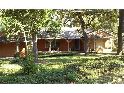 Irving Single Family Home For Sale: 108 Woodland Drive
