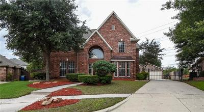 Keller Single Family Home Active Option Contract: 741 Saint Andrews Lane