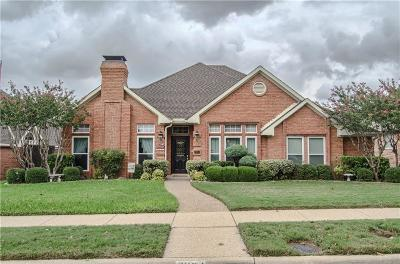 Plano Single Family Home Active Option Contract: 7804 Zurich Drive