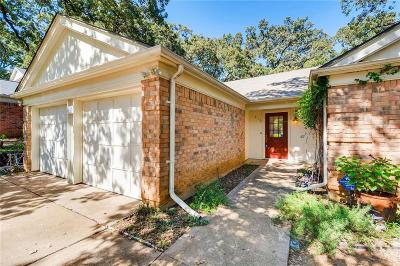 Euless Single Family Home Active Option Contract: 413 Teal Wood Lane