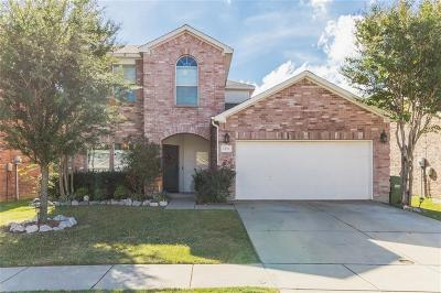 Forney Single Family Home For Sale: 1133 Mount Olive Lane