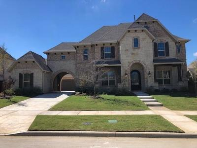 Frisco Single Family Home For Sale: 6719 Garrett River Road