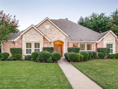 Colleyville Single Family Home Active Option Contract: 5905 Lansford Lane